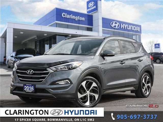 2016 Hyundai Tucson Limited (Stk: 19151A) in Clarington - Image 1 of 27