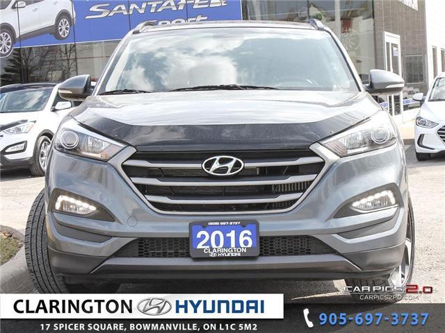 2016 Hyundai Tucson Limited (Stk: 19151A) in Clarington - Image 2 of 27