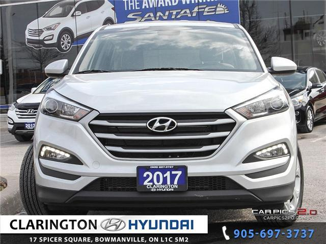 2017 Hyundai Tucson Base (Stk: U867) in Clarington - Image 2 of 27