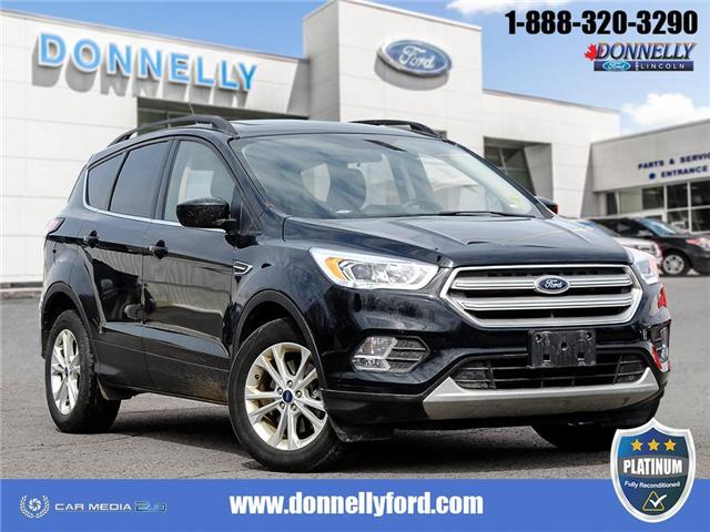 2018 Ford Escape SEL (Stk: PLDUR6091) in Ottawa - Image 1 of 28
