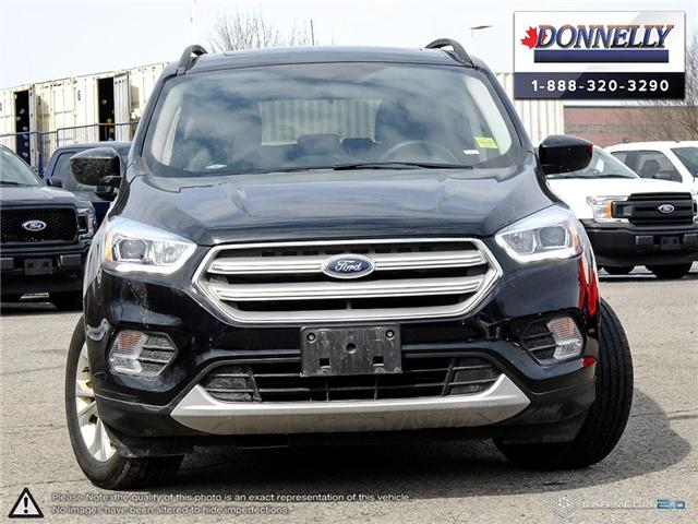 2018 Ford Escape SEL (Stk: PLDUR6091) in Ottawa - Image 2 of 28