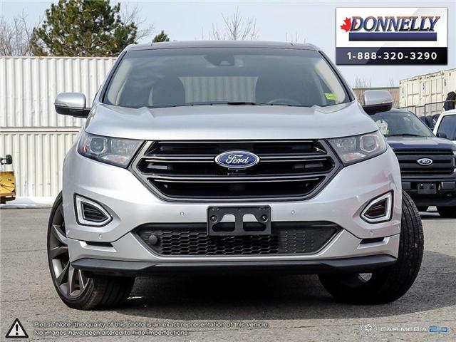 2018 Ford Edge Sport (Stk: PLDUR6086) in Ottawa - Image 2 of 28