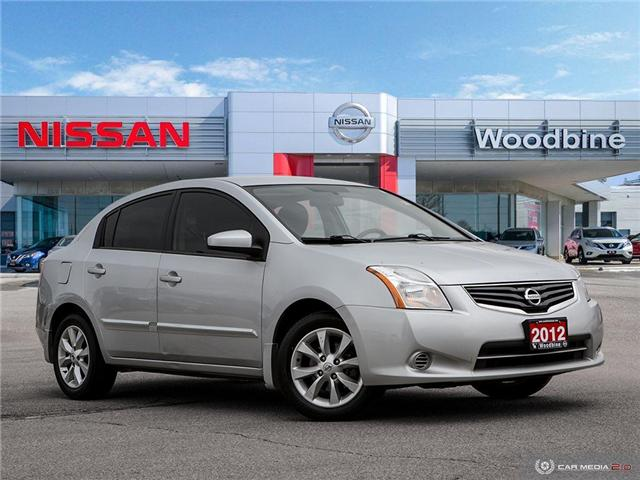 2012 Nissan Sentra 2.0 S (Stk: P7055A) in Etobicoke - Image 1 of 26