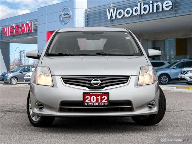 2012 Nissan Sentra 2.0 S (Stk: P7055A) in Etobicoke - Image 2 of 26