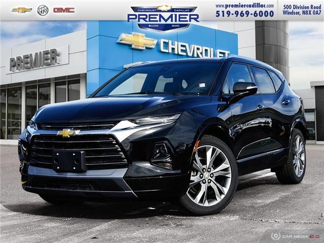 2019 Chevrolet Blazer Premier (Stk: 191544) in Windsor - Image 1 of 26