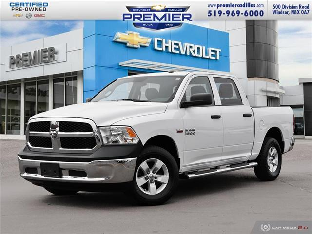 2017 RAM 1500 ST (Stk: P19099) in Windsor - Image 1 of 26