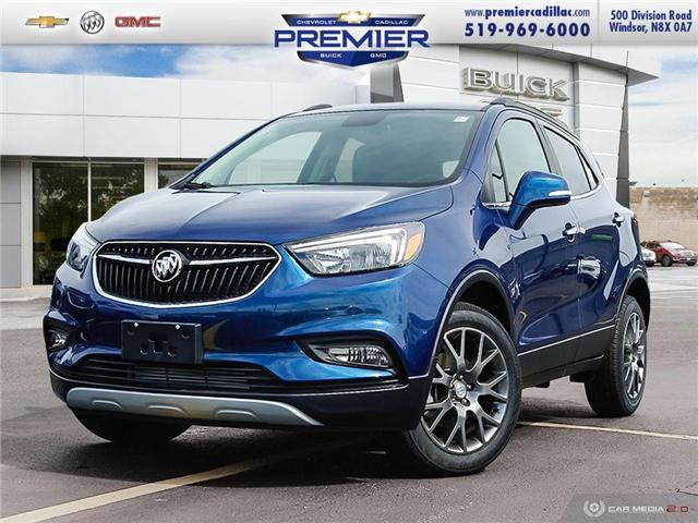 2019 Buick Encore Sport Touring (Stk: 191576) in Windsor - Image 1 of 27