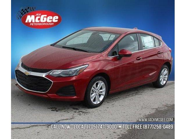 2019 Chevrolet Cruze LT (Stk: 19501) in Peterborough - Image 1 of 3