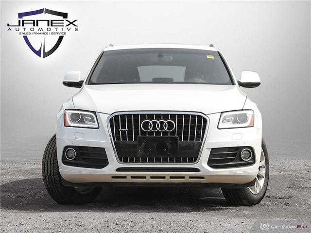 2017 Audi Q5 2.0T Progressiv (Stk: 19046) in Ottawa - Image 2 of 28