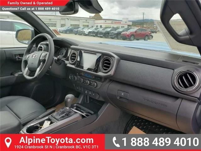 2019 Toyota Tacoma SR5 V6 (Stk: X042735) in Cranbrook - Image 11 of 17