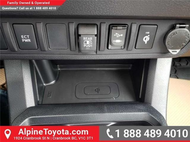 2019 Toyota Tacoma SR5 V6 (Stk: X042735) in Cranbrook - Image 13 of 17