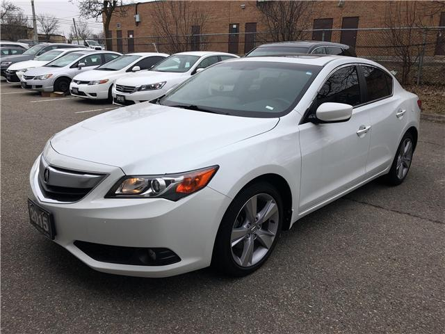 2015 Acura ILX Dynamic (Stk: 400190P) in Brampton - Image 1 of 15