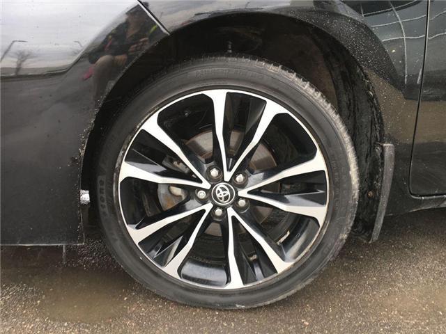 2017 Toyota Corolla SE UPGRADE PKG HEATED STEERING, ALLOYS, MOONROOF,  (Stk: 43962A) in Brampton - Image 2 of 28