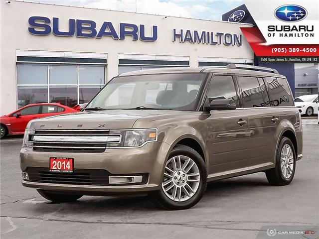 2014 Ford Flex SEL (Stk: S7412A) in Hamilton - Image 1 of 25