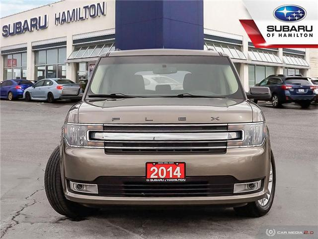 2014 Ford Flex SEL (Stk: S7412A) in Hamilton - Image 2 of 25