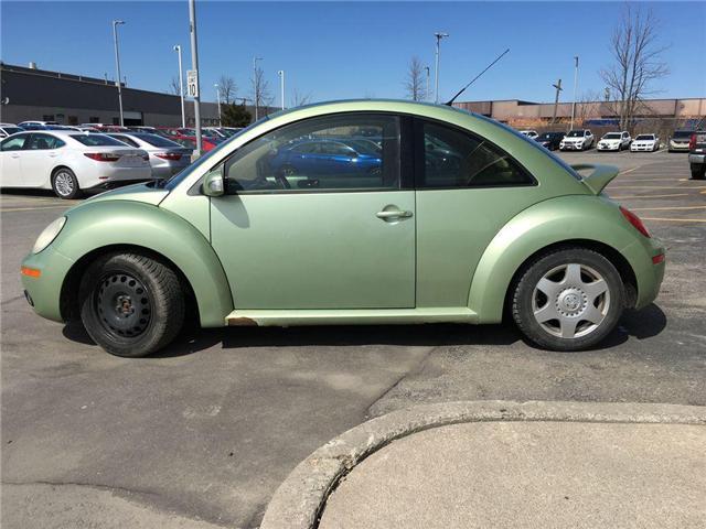2007 volkswagen beetle manual