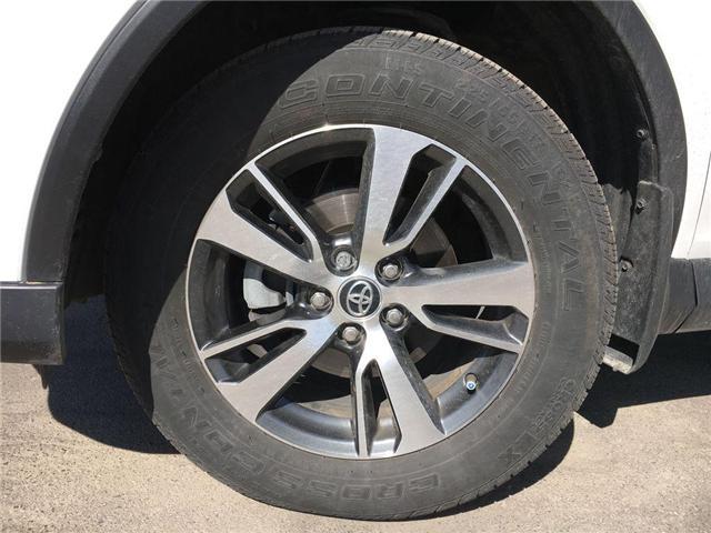 2018 Toyota RAV4 XLE AWD POWER HATCH, BSM, LDA, SUNROOF, ALLOYS, FO (Stk: 43993A) in Brampton - Image 2 of 27