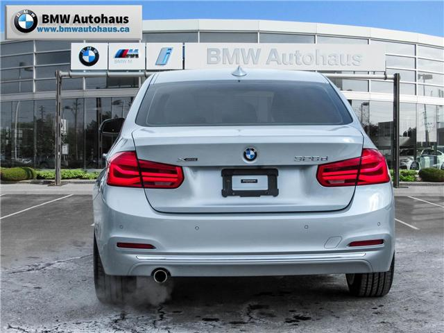 2016 BMW 328d xDrive (Stk: P8671A) in Thornhill - Image 6 of 27