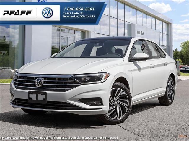 2019 Volkswagen Jetta 1.4 TSI Execline (Stk: V3611) in Newmarket - Image 1 of 26