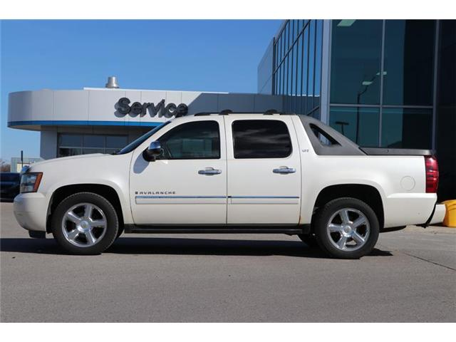 2009 Chevrolet Avalanche 1500  (Stk: LM8564A) in London - Image 3 of 10