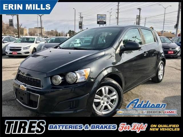 2015 Chevrolet Sonic LT Auto (Stk: UM28114) in Mississauga - Image 1 of 15