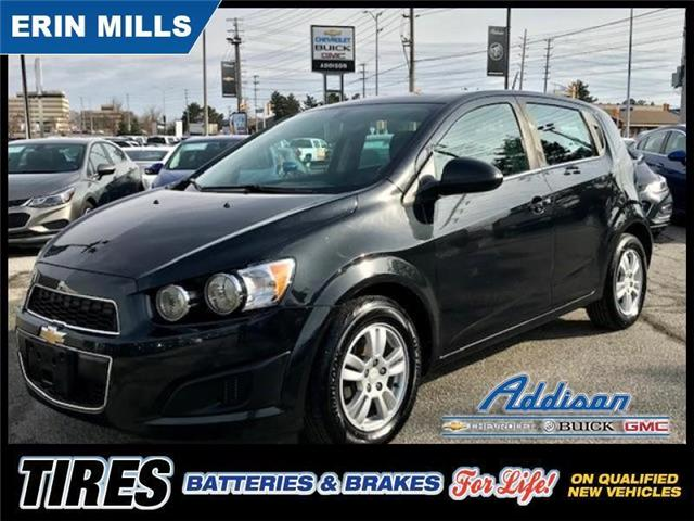 2015 Chevrolet Sonic LT Auto (Stk: UM28114) in Mississauga - Image 2 of 15