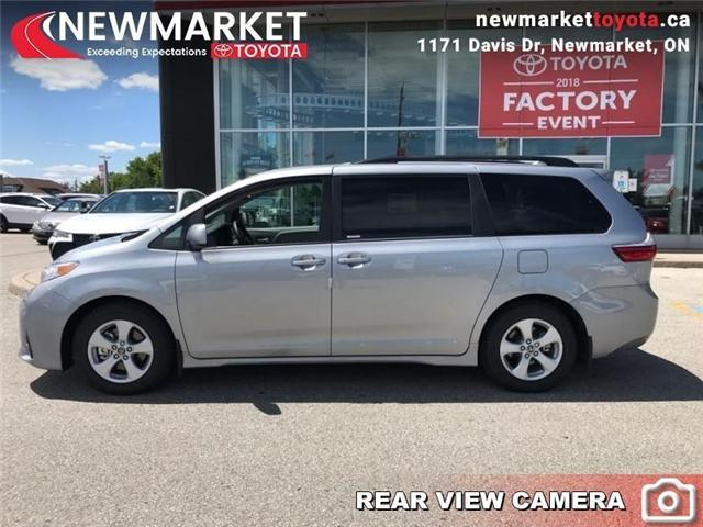 2019 Toyota Sienna LE 8-Passenger (Stk: 34219) in Newmarket - Image 2 of 18