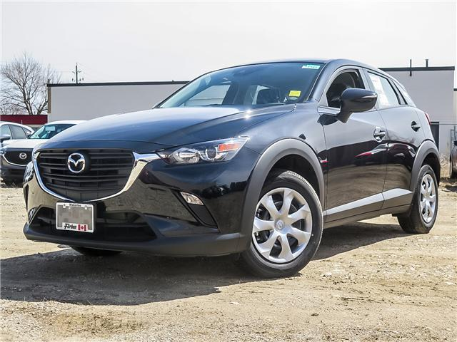 2019 Mazda CX-3 GX (Stk: G6434) in Waterloo - Image 1 of 18