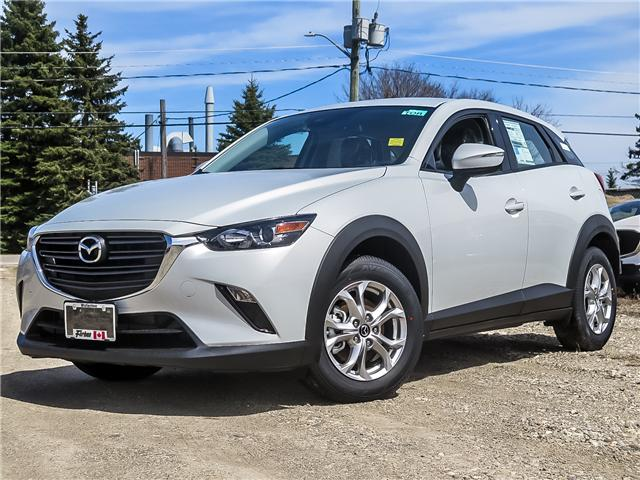 2019 Mazda CX-3 GS (Stk: G6459) in Waterloo - Image 1 of 17
