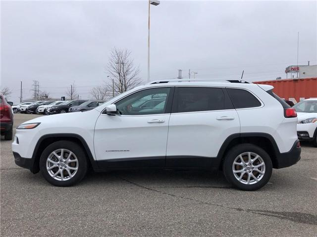 2016 Jeep Cherokee North (Stk: M9989A) in Scarborough - Image 2 of 17