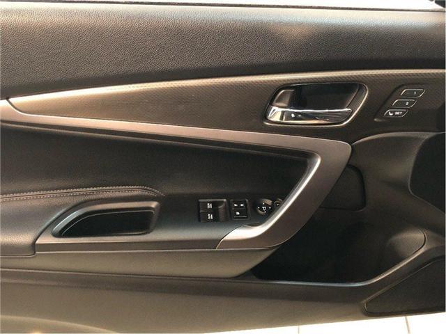 2016 Honda Accord Touring V6  2Dr w/ 6 Speed Manual Transmission (Stk: 38631) in Toronto - Image 10 of 30