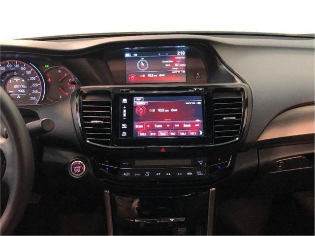 2016 Honda Accord Touring V6  2Dr w/ 6 Speed Manual Transmission (Stk: 38631) in Toronto - Image 18 of 30