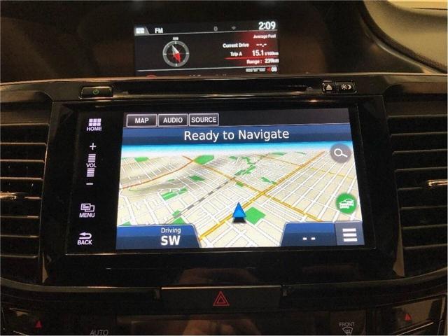 2016 Honda Accord Touring V6  2Dr w/ 6 Speed Manual Transmission (Stk: 38631) in Toronto - Image 19 of 30