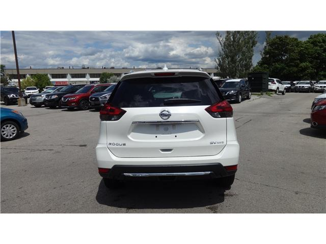 2019 Nissan Rogue SV (Stk: D709240A) in Scarborough - Image 2 of 12