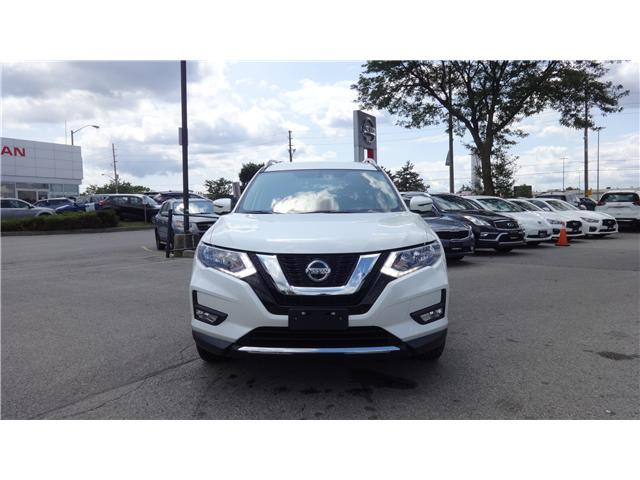 2019 Nissan Rogue SV (Stk: D709240A) in Scarborough - Image 1 of 12