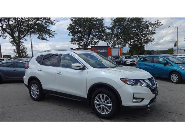 2019 Nissan Rogue SV (Stk: D721651A) in Scarborough - Image 1 of 11