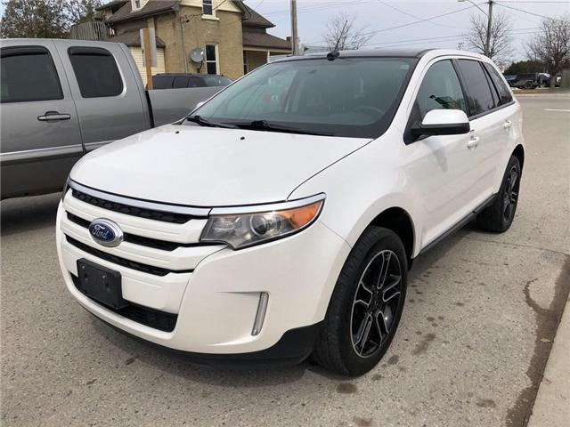 2013 Ford Edge SEL (Stk: 59500) in Belmont - Image 1 of 19