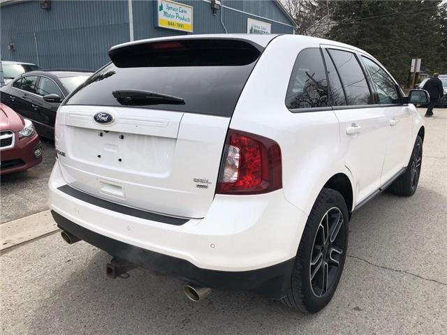 2013 Ford Edge SEL (Stk: 59500) in Belmont - Image 6 of 19