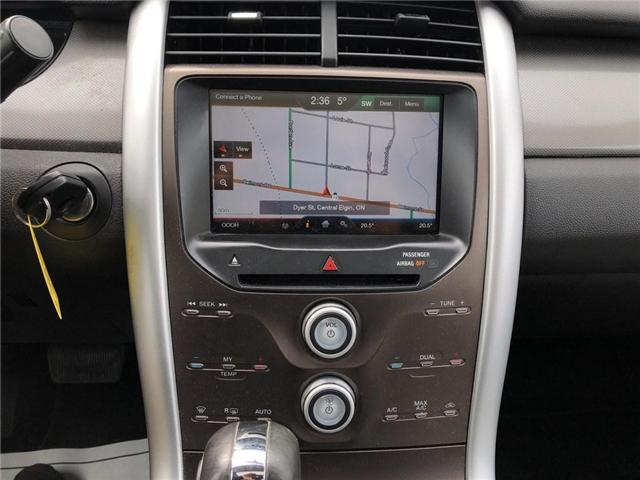 2013 Ford Edge SEL (Stk: 59500) in Belmont - Image 18 of 19