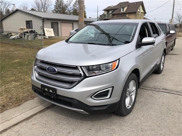2017 Ford Edge SEL (Stk: 64587) in Belmont - Image 2 of 16