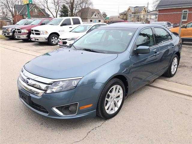 2012 Ford Fusion SEL (Stk: 53133) in Belmont - Image 1 of 17