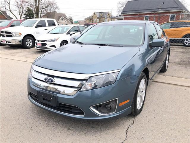 2012 Ford Fusion SEL (Stk: 53133) in Belmont - Image 2 of 17