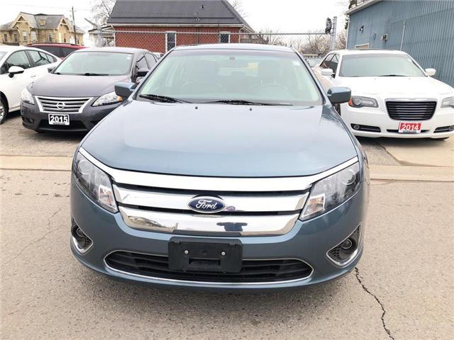 2012 Ford Fusion SEL (Stk: 53133) in Belmont - Image 3 of 17