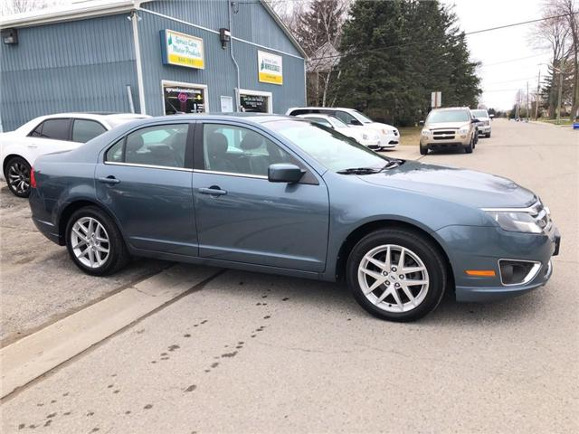 2012 Ford Fusion SEL (Stk: 53133) in Belmont - Image 5 of 17