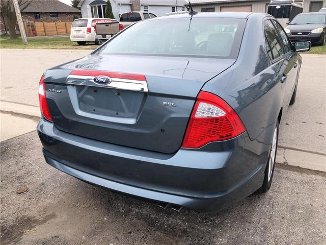 2012 Ford Fusion SEL (Stk: 53133) in Belmont - Image 6 of 17
