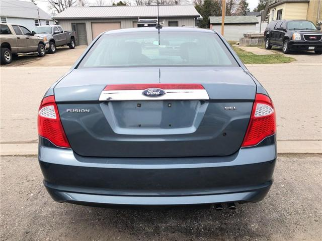 2012 Ford Fusion SEL (Stk: 53133) in Belmont - Image 7 of 17