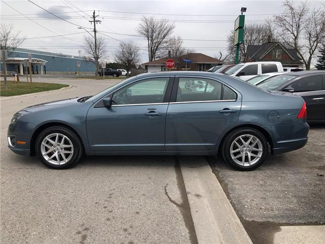 2012 Ford Fusion SEL (Stk: 53133) in Belmont - Image 9 of 17