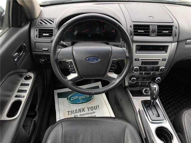 2012 Ford Fusion SEL (Stk: 53133) in Belmont - Image 14 of 17