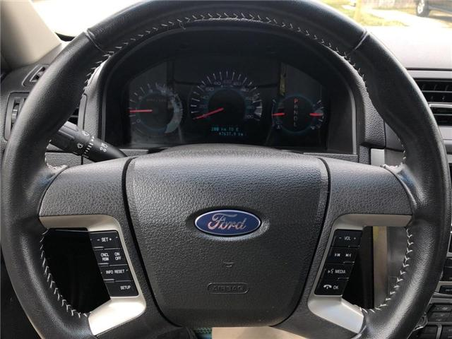 2012 Ford Fusion SEL (Stk: 53133) in Belmont - Image 16 of 17