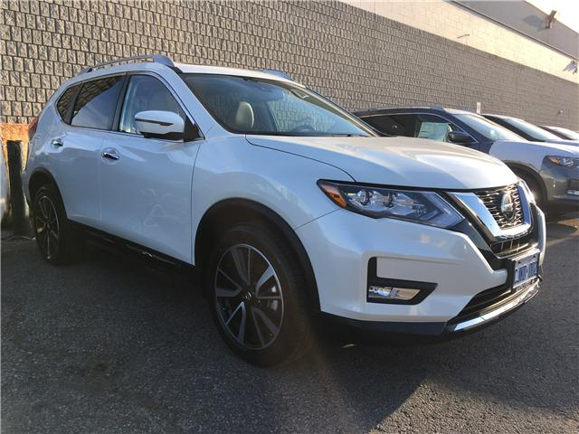 2019 Nissan Rogue SL (Stk: D710293A) in Scarborough - Image 1 of 9